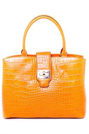Сумка CHRIS EDEN. Цвет: оранжевый