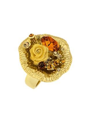 Кольцо Incognito.. Цвет: золотистый