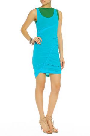 Платье Caractere. Цвет: мульти