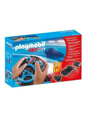 Набор для радиоуправления Playmobil. Цвет: серый, синий