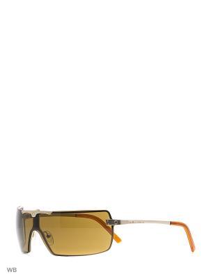 Солнцезащитные очки MS 001 C3 Mila Schon. Цвет: золотистый, оранжевый