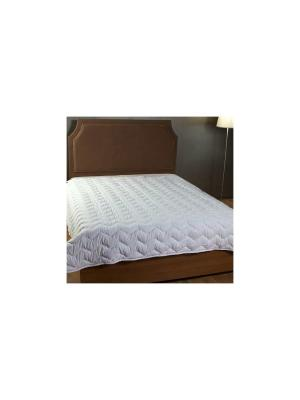 Одеяло облегченное Евро BegAl. Цвет: белый