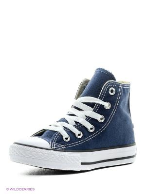 Кеды Chuck Taylor All Star Converse. Цвет: синий