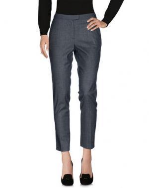 Повседневные брюки MAJE. Цвет: серый