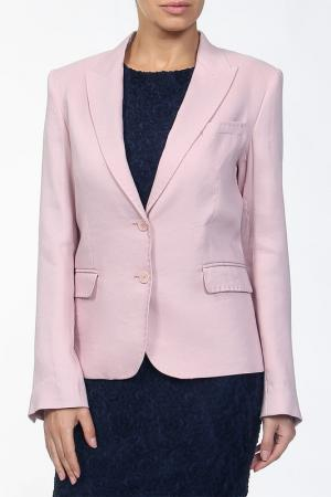 Жакет GERARD DAREL. Цвет: розовый
