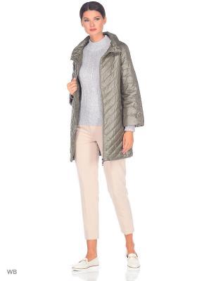 Куртка WINTERRA. Цвет: оливковый