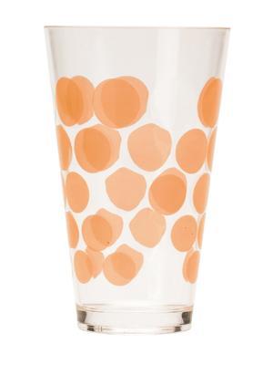 Стакан Zak!designs. Цвет: оранжевый