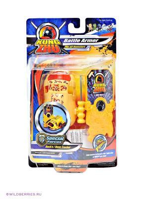 Защитная броня для хомячка Zhu Pets. Цвет: желтый, красный