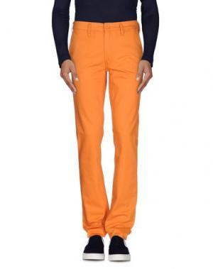 Джинсовые брюки CHEAP MONDAY. Цвет: оранжевый