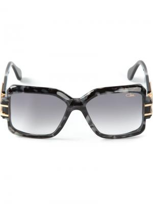 Солнечные очки Cazal. Цвет: чёрный