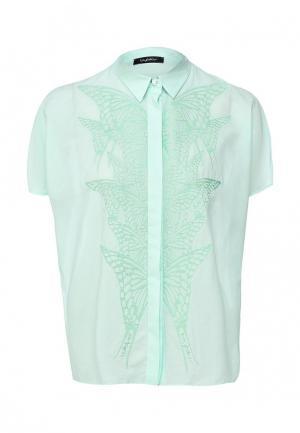 Блуза Byblos. Цвет: мятный