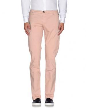 Повседневные брюки AR AND J. Цвет: телесный