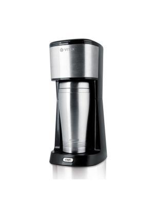 Кофеварка Vitek VT-1510(BK). Цвет: черный