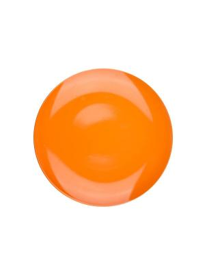 Набор тарелок десертных ОРАНЖ 19 см 6 шт Biona. Цвет: оранжевый