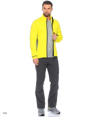 Куртка XPR Softshell Jacket Adidas. Цвет: салатовый