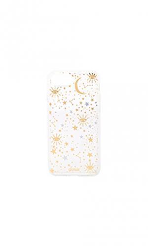 Чехол для iphone 6/7 cosmic Sonix. Цвет: металлический золотой