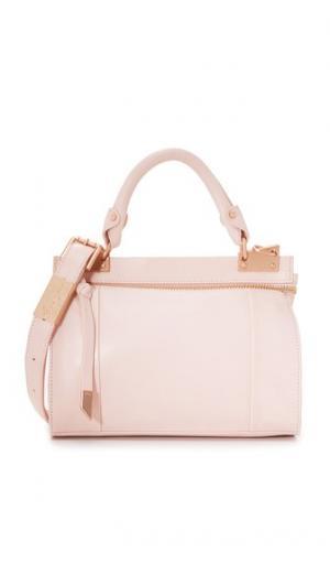 Миниатюрная сумка-портфель Dione Foley + Corinna