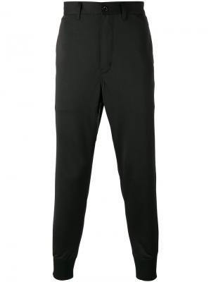 Классические брюки Junya Watanabe Comme Des Garçons Man. Цвет: чёрный