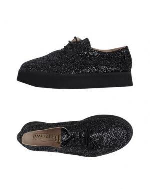 Обувь на шнурках VIRREINA. Цвет: черный