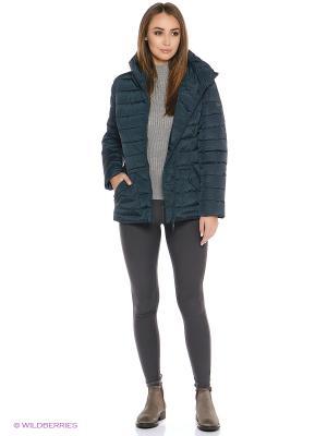 Куртка Snow Guard. Цвет: зеленый