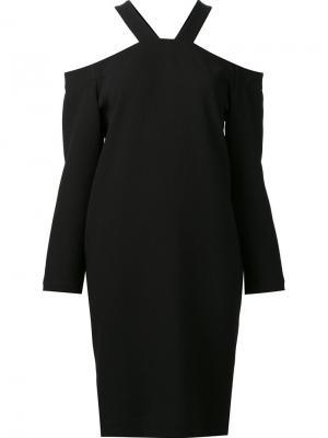 Платье Trestle Nomia. Цвет: чёрный