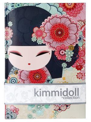 Записная книжка Тамако Kimmidoll. Цвет: красный