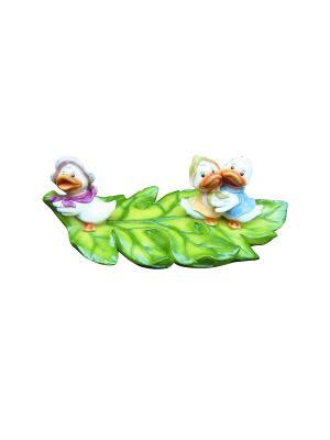 Фигура плавающая Утята GREEN APPLE. Цвет: зеленый