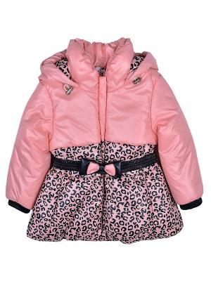 Куртка Bell bimbo. Цвет: персиковый