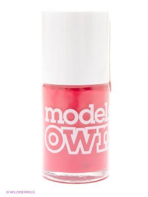 Лак для ногтей 14 мл, Cream, Raspberry Crush Models Own. Цвет: малиновый