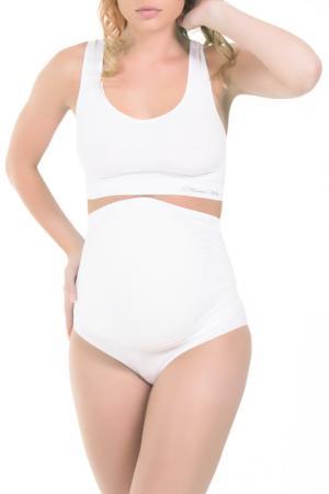Бандаж для беременных Nuova Vita. Цвет: белый