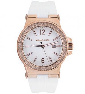 Водонепроницаемые часы с кристаллами Michael Kors