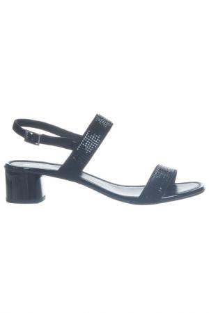 Heeled  sandals Repo. Цвет: black