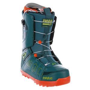 Ботинки для сноуборда  Lashed Ft 13 Green/Orange Thirty Two. Цвет: зеленый