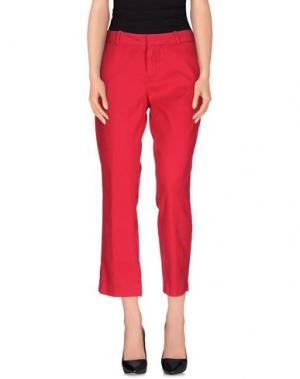 Джинсовые брюки TRUE NYC.. Цвет: фуксия
