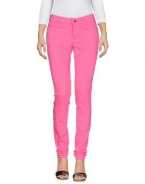 Джинсовые брюки MARELLA SPORT. Цвет: фуксия