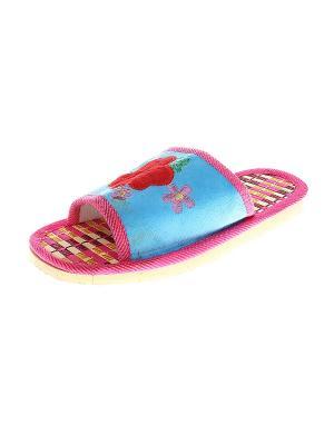 Тапочки Migura. Цвет: розовый, голубой, красный