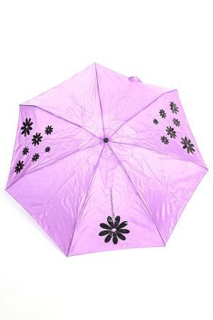 Зонт H.DUE.O. Цвет: фиолетовый