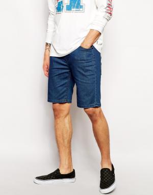 Zee Gee Why Синие джинсовые шорты Hang It