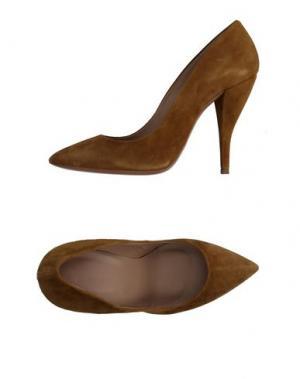 Туфли KALLISTÈ. Цвет: песочный