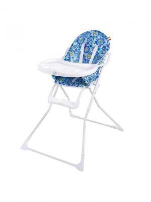 Стульчик для кормления Sweet Baby Simple Blue. Цвет: голубой