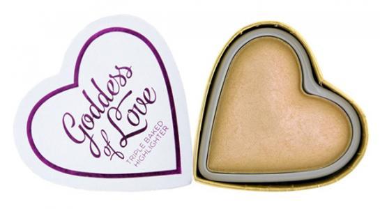 Хайлайтер Makeup Revolution Golden Goddess. Цвет: golden goddess