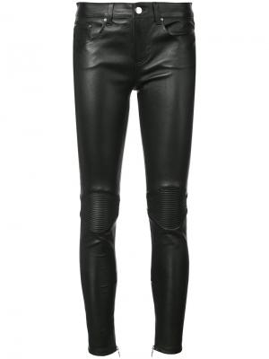 Skinny biker trousers Amiri. Цвет: чёрный