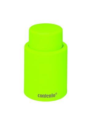 Вакуумная пробка для вина Lex Contento. Цвет: зеленый