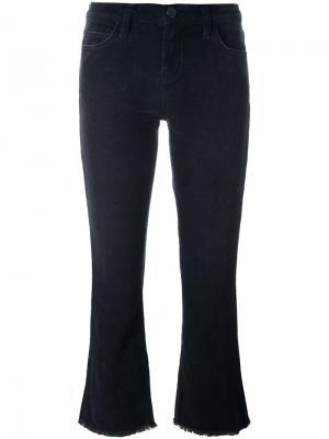Укороченные джинсы  Kick Current/Elliott. Цвет: чёрный