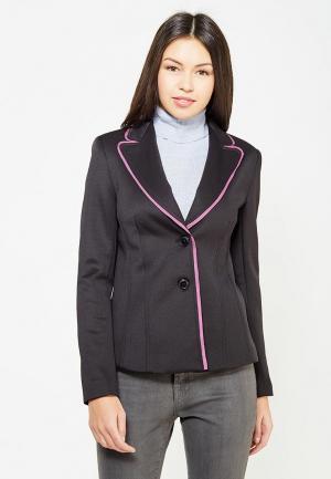 Пиджак Camomilla Italia. Цвет: черный