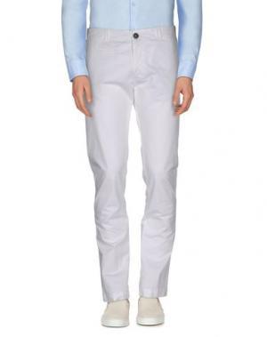 Повседневные брюки AUTHENTIC ORIGINAL VINTAGE STYLE. Цвет: белый