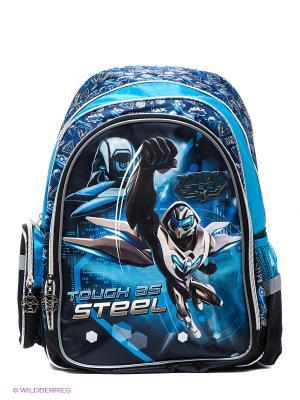 Рюкзак Max Steel Centrum. Цвет: черный, синий