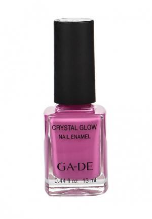 Лак Ga-De. Цвет: фиолетовый