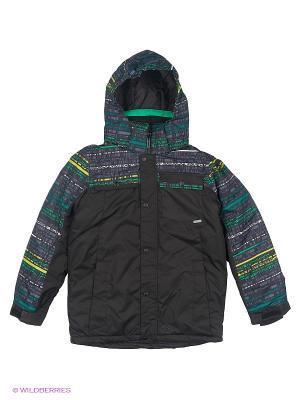 Куртка Jupa. Цвет: черный