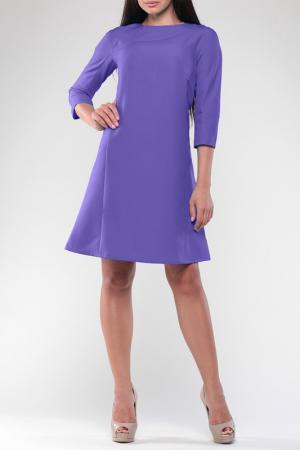 Платье Dioni. Цвет: сиреневый